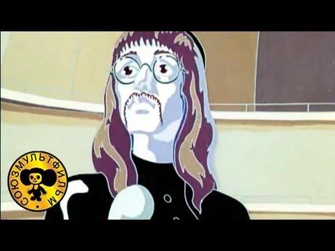 Мультфильм Голубой метеорит (Весёлая карусель № 3)