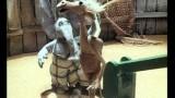 Мультфильм Летели два верблюда