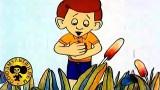 Мультфильм Мальчик и лягушонок