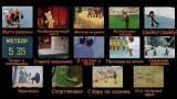Мультфильмы про спорт — интерактивное меню