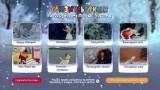 Новогодние мультфильмы (меню — сборник 2)