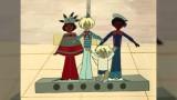 Песни из мультфильмов — Песенка крановщика