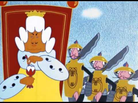 Песни из мультфильмов — Песня королевской охраны «Ох, рано встаёт охрана!»