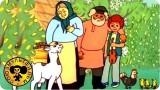 Мультфильм Жили — были дед и баба