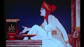 Возвращение с Олимпа мультфильм