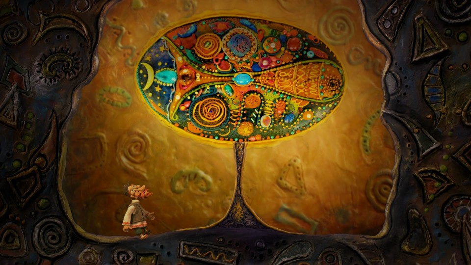 Гора самоцветов — Куйгорож (KuyGorozh) Мокшанская сказка