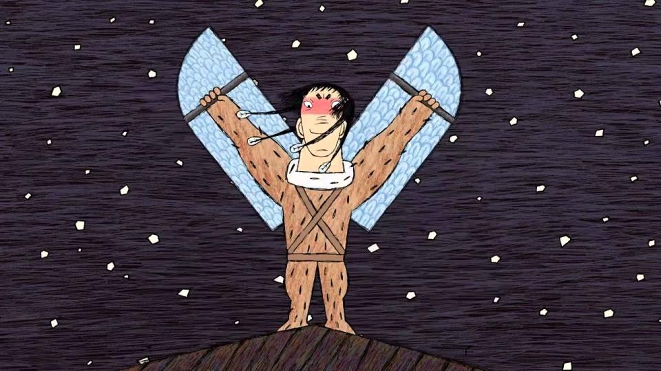 Гора самоцветов — Майма долгожданный (Maima long-awaited) Ненецская сказка