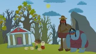 Гора самоцветов — Однажды (Once) Башкирская сказка