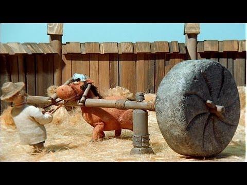 Мультфильм Гора самоцветов — Как пан конем был (As pan horse was) Белорусская сказка