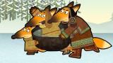 Мультфильм Гора самоцветов — Похождения лиса (Adventures of Fox) Эвенкийская сказка