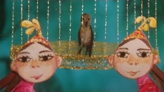 Мультфильм Гора самоцветов — Соловей (The naghtingale) Татарская сказка