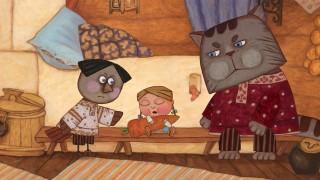 Мультфильм Гора самоцветов — Жихарка (Zhiharka) Уральская сказка