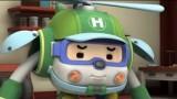 Робокар Поли — Трансформеры — Будьте здоровы! (мультфильм 52)