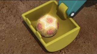 Робокар Поли — Трансформеры — Новый мячик Брунера