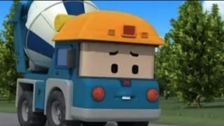 Робокар Поли — Трансформеры — Выслушайте Майки!