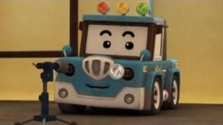 Робокар Поли — Трансформеры — Жизнь в нашем городке