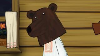 Гора самоцветов — Ученый медведь (Мы живем в России) Марийская сказка