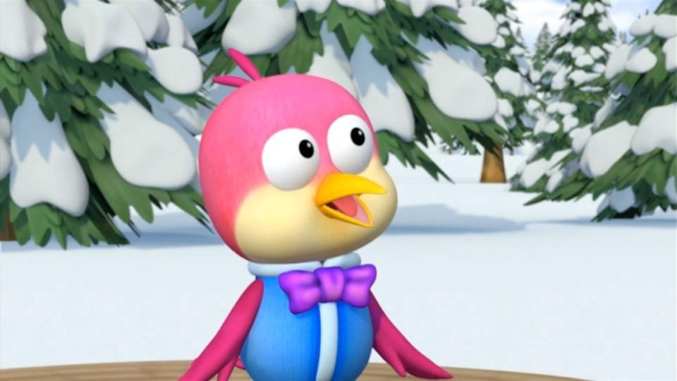 Пингвиненок Пороро — Любовь к пению