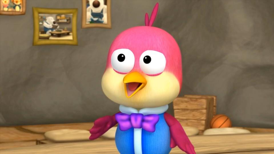 Пингвиненок Пороро — Поби пропал
