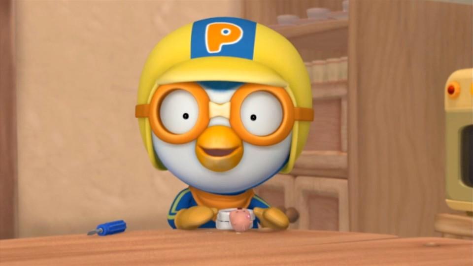 Пингвиненок Пороро — Поби,ты самый лучший !
