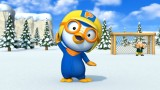 Пингвиненок Пороро — Странный футбол