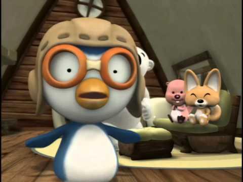 Пингвиненок Пороро — Лекарство от икоты (Серия 26) Мультик