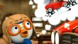 Пингвиненок Пороро — Странная машина (Серия 35) Мультик