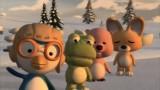 Пингвиненок Пороро — У Поби бессонница (Серия 42) Мультик