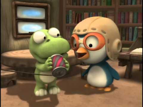 Пингвиненок Пороро — Волшебная банка (Серия 50) Мультфильм