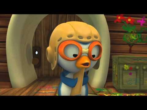 Пингвиненок Пороро — Кронг, великий художник 2 сезон 9 серия (Мультик)