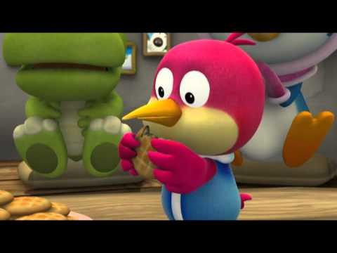 Пингвиненок Пороро — Меня зовут Гарри 2 сезон 7 серия (Мультик)