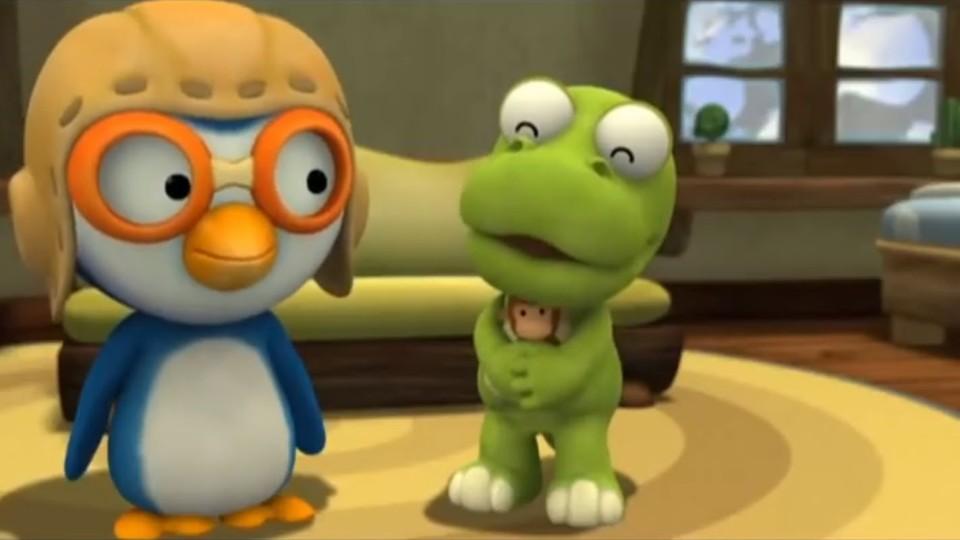 Пингвиненок Пороро — Мои игрушечные друзья 2 сезон 27 серия (Мультик)