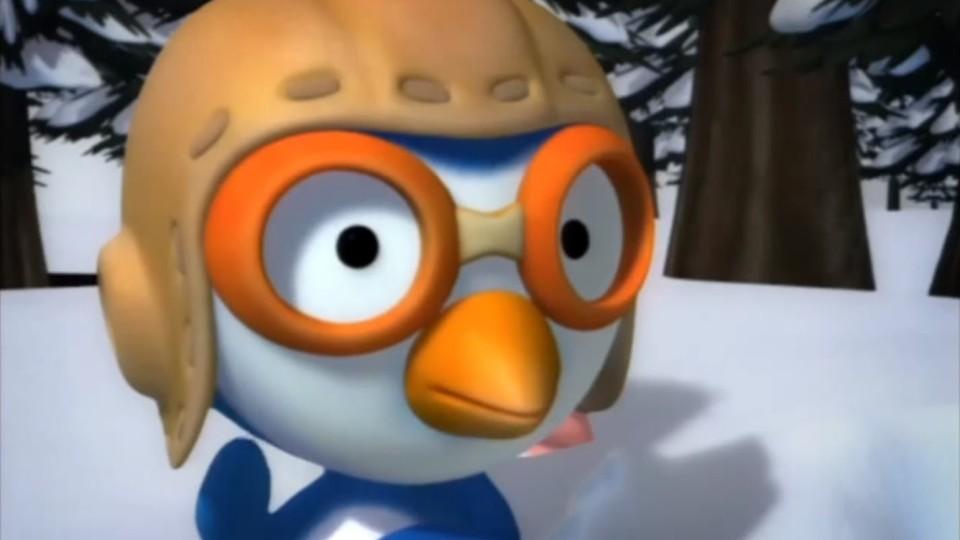 Пингвиненок Пороро — Мы друзья! (Серия 2) Мультик