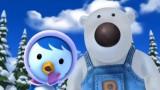 Пингвиненок Пороро — Привидение со снежками 2 сезон 40 серия (Мультик)