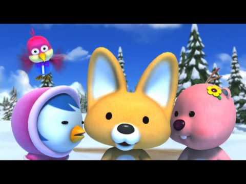 Пингвиненок Пороро — Тсс! Это секрет 2 сезон 18 серия (Мультик)