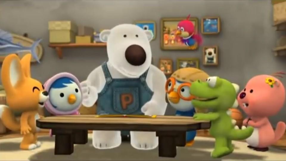 Пингвиненок Пороро — Вам чем-то помочь? 2 сезон 46 серия (Мультик)