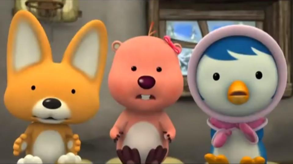 Пингвиненок Пороро — Я люблю петь 2 сезон 8 серия (Мультик)