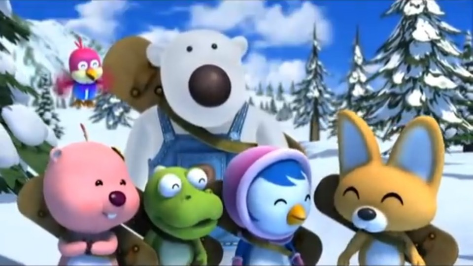 Пингвиненок Пороро — Я умею летать 2 сезон 11 серия (Мультик)
