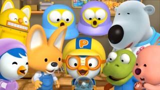 Пингвиненок Пороро -Могучий Гарри  3 сезон 8 серия (Мультик) Новые серии!