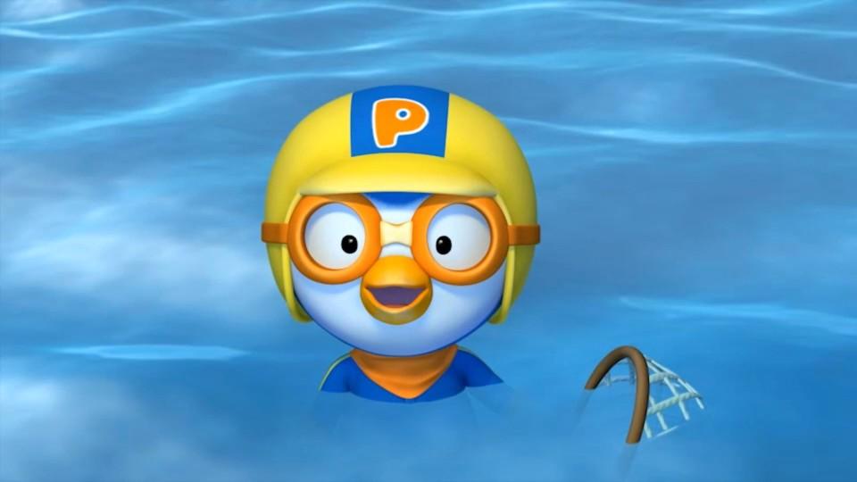 Пингвиненок Пороро — Поймать большую рыбу   3 сезон 9 серия (Мультик) Новые серии!