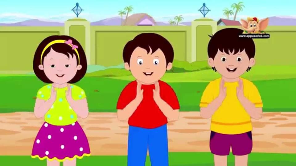 Детские песни на английском языке. Мультфильмы на английском языке