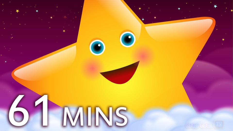 Мультфильм Twinkle Twinkle Little Star and Many More Videos все серии подряд