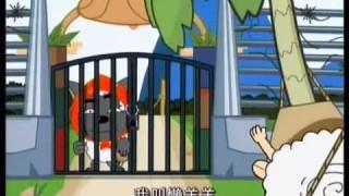 Мультфильмы на китайском языке. 18 мультфильмов подряд.