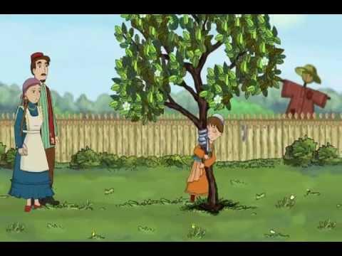 Мультфильмы на татарском языке. Мультфильм «Агачлар да авырый» («И деревья болеют»)