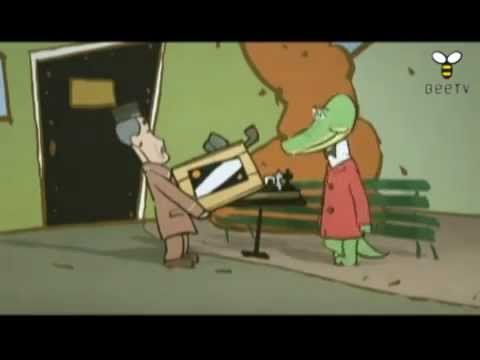 Мультфильмы на японском языке. Японский мультфильм про Чебурашку