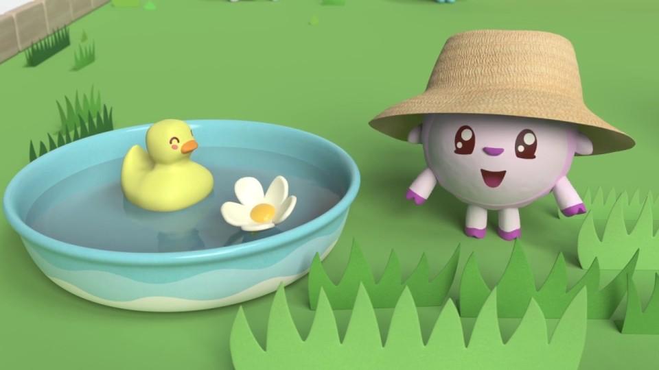 Малышарики — Новые серии — Ферма- Развивающие мультики для самых маленьких