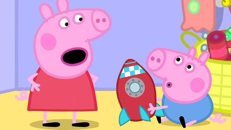 Свинка Пеппа 100 серий подряд новые при новые 2017 в хорошем качестве