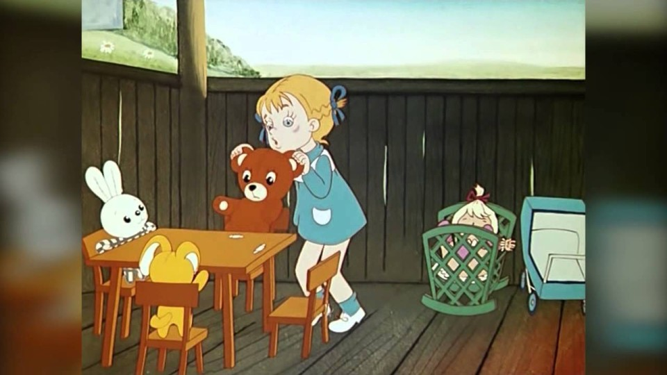 Песни из мультфильмов —  Про игрушки (из м/ф Живая игрушка)