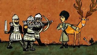 Мультфильм Гора самоцветов — Бессмертный (The Immortal) Татская сказка
