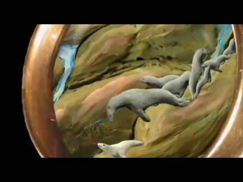 Мультфильм Гора самоцветов — Непослушный медвежонок (Little bear) Якутская сказка